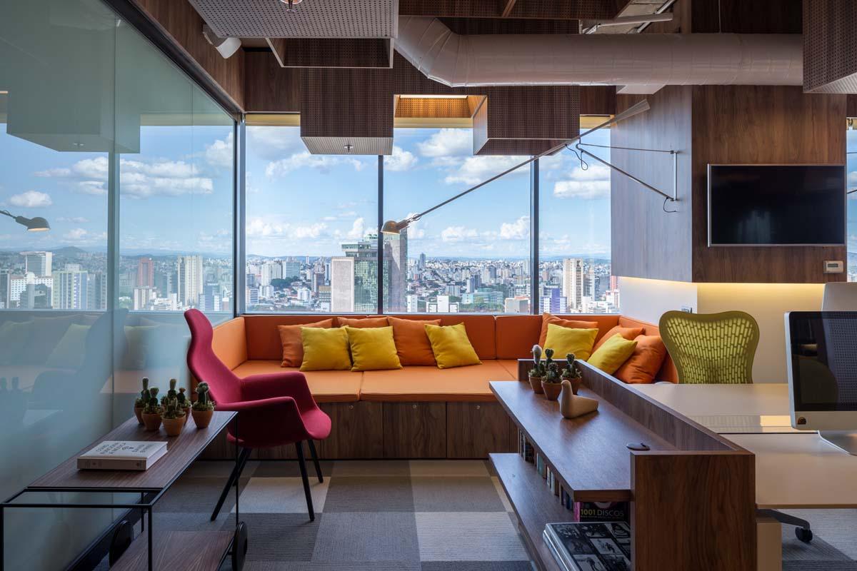 Todos Arquitetura Studio Sol -> Sala De Tv E Jogos